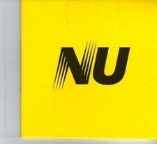 (DF211) Nu - 5 Track Sampler - 2003 DJ CD