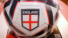 ENGLAND Soccer Ball Futbol Size 5 Official Licensed Product World Cup NEW