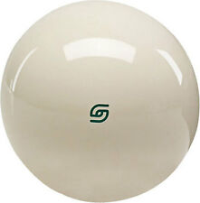Aramith GREEN LOGO Coin Op cue ball Replacement - 2 1/4 inch Magnet Cue Ball