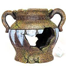 Antique grecque et romaine pot polyresin Nouveauté aquarium fish tank ornament