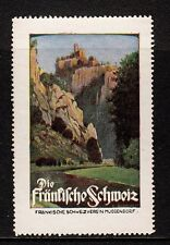 49770/ Reklamemarke - Die Fränkische Schweiz