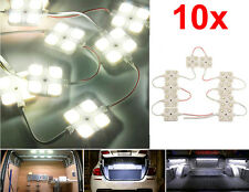 10X LED Strip Bar Light For Car Trunk Cargo Dome Roof Area Interior Illumination