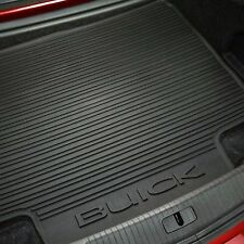 GM 22982930 Black Cargo Trunk All Weather Mat 2010-2016 Buick Lacrosse with 3.6L