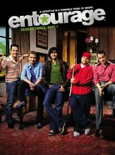 ENTOURAGE: SEASON THREE PART 1 DVD***NEW***