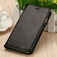 Luxury Leather Wallet Card Holder Flip Stand Case Cover For iPhone 6 6s 7 Plus