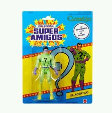 Matty Collector DC Universe Super Powers Green Lantern as The Riddler Figure