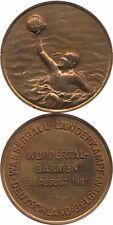 Wasserball Länderspiel Deutschland v Belgien 1935 Teilnehmermedaille Olympia1936