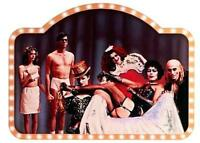 Rocky Horror Picture Show Movie Poster Cast 24x36