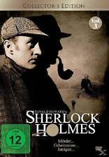 Sherlock Holmes-Mörder,Geheimnisse,Intrigen  (DVD)  Neu