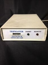 Tripmaster Trip Master Traveler III 3 Office Reader A7021 –A –0000