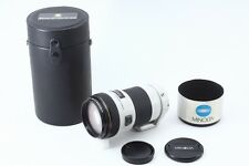 Minolta AF APO TELE HIGH SPEED 80-200mm f/2.8G Lens for Sony Alpha From Japan