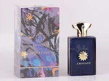 Amouage-Interlude for Man - 100ml EDP Eau de Parfum Nuovo/Scatola Originale