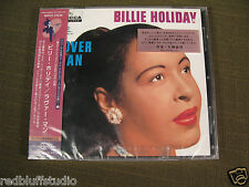 Billie Holiday Lover Man MVCJ-19216 CD 1999 New Japan