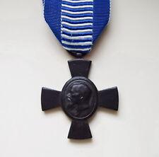 König Ludwig Kreuz 1916 Bayern  Kaiserreich Orden Ehrenzeichen Eisernes Kreuz