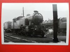 PHOTO  LNER THOMPSON CLASS L1 2-6-4T LOCO 67763 AT DARLINGTON 1959