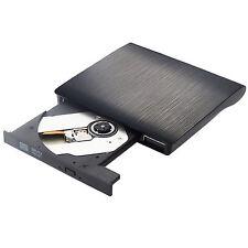 Extern USB 3.0 Laufwerk ROM DVD CD RW Brenner für Laptop Notebook No Blu-ray