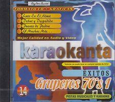 Los Terricolas Los Yonics Gruperos 70s 1 Karaokanta Karaoke Nuevo SEALED
