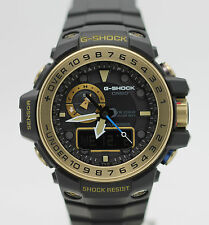 New Casio G-Shock GWN1000GB-1A Gulf Master Ocean Concept Black & Gold Mens Watch