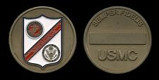 Challenge Coin - Marine Security Guard Battalion - USMC