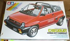 Tamiya 1:24 Honda City Cabriolet 24050 Model Car Mountain KIT FS