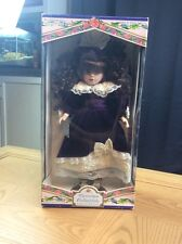 Victorian Collection: Genuine Porcelain Doll By Melissa Jane, Limited Edition of