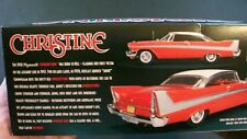 2013 AMT 801 1/25 '58 Plymouth Christine Red Plastic Model Kit new in the box