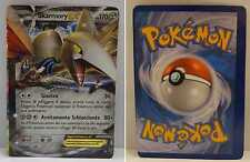 GCC Carta Game Pokemon HOLO FOIL BRILLANTE ITALIANO SKARMORY EX 80 - Miss Print