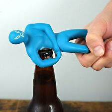 Luchador Bottle Opener Choke Hold Wrestler Lucha Libra Bar Gift Assorted Colors