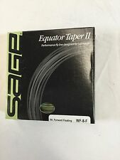 "SAGE EQUATOR TAPER II WF8F SALTWATER FLY LINE- NEW IN BOX "" OVER 60% OFF RETAIL"""