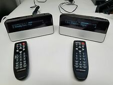 Squeezebox Classic (set of 2, one wired only) SB3 Slim Devices (pre Logitech)