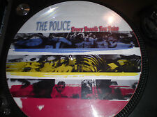 """The Police - Every Breath You Take RARE 12"""" PICTURE DISC PROMO SINGLE ROCK LP NM"""