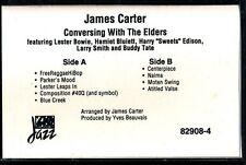 Conversin' with the Elders by James Carter Cassette, Jan-1996, Atlantic promo