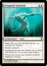 TEMPORAL ISOLATION Time Spiral MTG White Enchantment — Aura Com