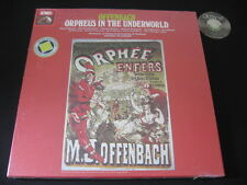 SEALED 3 LP BOX Offenbach Orpheus in the Underworld Michel Plasson