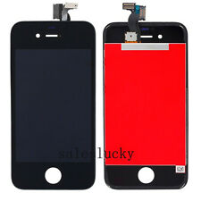 For iPhone 4S LCD Touch Screen Digitizer Glass Assembly Parts Replacement Black