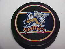 AHL Grand Rapids Griffins In-Glasco Sher-Wood Collector Souvenir Hockey Puck