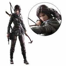 "Rise of the Tomb Raider Lara Croft - Play Arts Kai 10"" Action Figure"