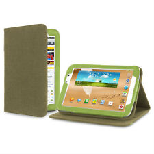 Cover-Up Samsung Galaxy Note 8.0 Tablet (WiFi) Version Hemp Case - Khaki Green