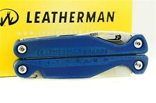 Leatherman Charge TTi Multi-Tool, Anodized Edition - Sapphire Blue