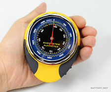 4in1 Digital Altimeter Barometer Compass Thermometer for Outdoor Camping Hiking