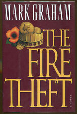 The Fire Theft by Mark Graham-Publisher Review Copy-First Edition/DJ-1993