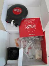 Modem Telecom Alice Gate modelo base,  USB / Ethernet usato