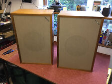 "A lovely pair TANNOY 3LZ 111LZ 10"" Gold speakers very good condition, new HFs"