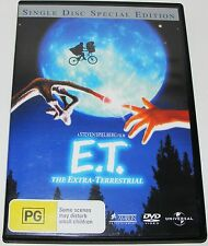 E.T The Extra-Terrestrial---( Dvd)