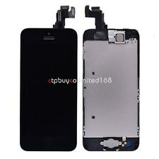 LCD Display + Screen Touch Digitizer + Front Camera Home Button For iPhone 5C