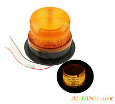 Hot Car Bus Truck Warning Flash Beacon Strobe Emergency Light LED DC12/60V AHY