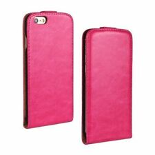 Luxury Leather Vertical Flip Fitted Cover Case Skin For Apple iPhone 6 6S Plus