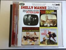5022810700623 Three Classic Albums Plus Shelly Manne 2012 Double CD FAST POST
