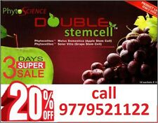 Phytoscience Double Stem Cell,anti ageing ( 28 Sachets )2 pack( stemcell )