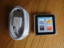 Apple iPod nano 6th Generation Silver (8GB)--MC525LL